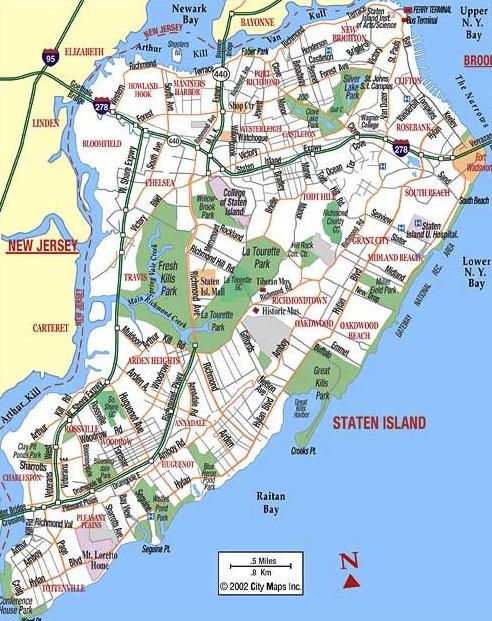 St George Staten Island Tides