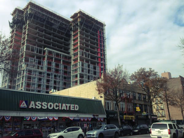 Hudson Cos. won the right to build at 626 Flatbush Ave., overcoming community objections.