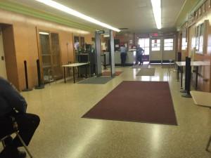 The debate over schools' metal detectors