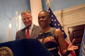 Chirlane McCray is leading ThriveNYC, a major city investment in mental health.