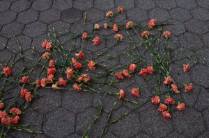After Four Deaths in Two Months, a Vigil for the Murdered Iraqi Women