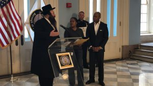 Eric Adams Celebrates Brooklynites Helping Others