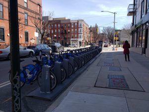 Citi Bike's Exploding Batteries Don't Scare These Brooklynites