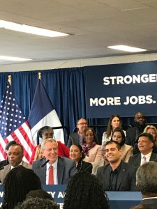 De Blasio Demands New York State Help Women- and Minority-Owned Businesses