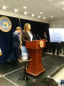 Attorney General Letitia James Says Purdue Pharma is Killing New Yorkers