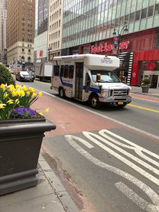 Advocates Say, Give Access-A-Ride Access to Bus Lanes