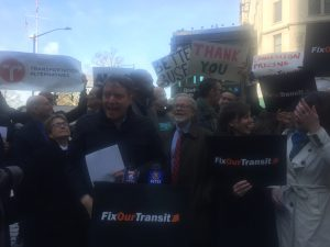 A Triumph for The Congestion Pricing Coalition