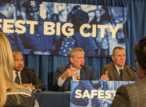 City Officials Tout Drop in Crime, But…