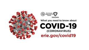 Covid-19 Cases Rise in Erie County But Infection Rate Slows