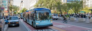 Local Pols Push Bus Lanes on Fifth Ave.