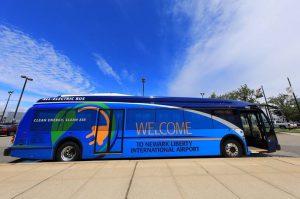 PA Doubles Electric Bus Fleet