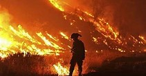Pollution From Wildfires on the Rise