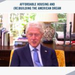 Bill Clinton Praises Biden's Housing Plans