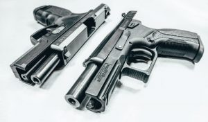 Accused Gun Traffickers Caught in Police Net