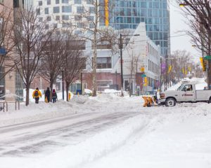 Snow Removal S'no Problem, Sanitation Chief Says