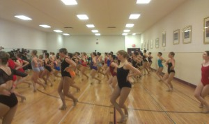 Getting a Leg Up in Rockette Auditions