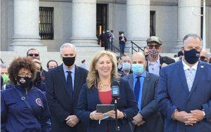 Manhattan DA Hopeful Boasts Labor Support