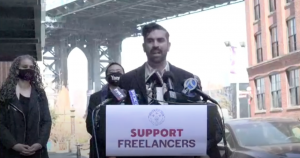 Freelancers on the Fence — Endorse Two Candidates for Mayor
