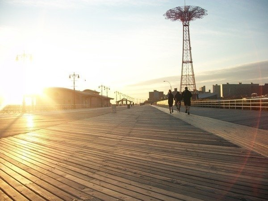 Thoughts From Coney Island Resident on Dead BodyUnder Boardwalk