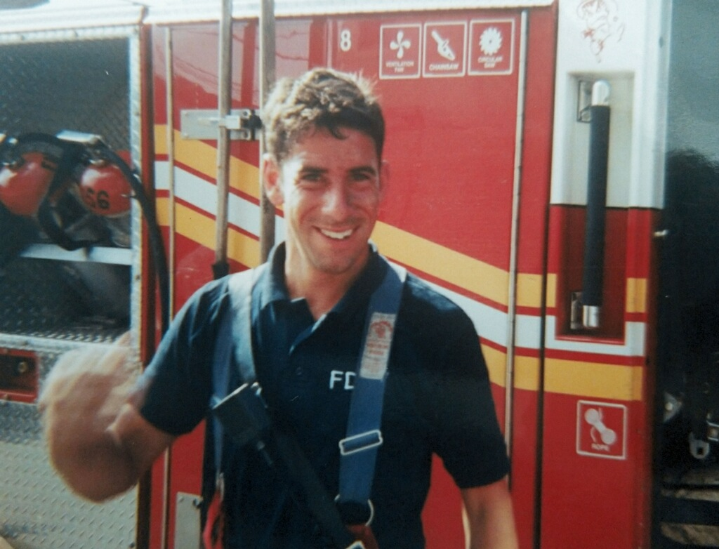 Hero Firefighter Says, '20 Years or 1, It's All the Same'